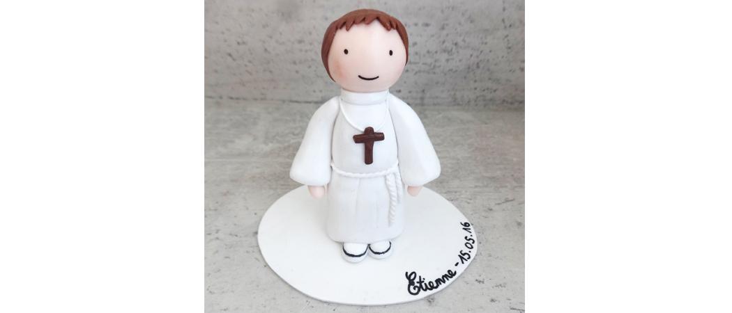 Cake Topper Communion – Etienne
