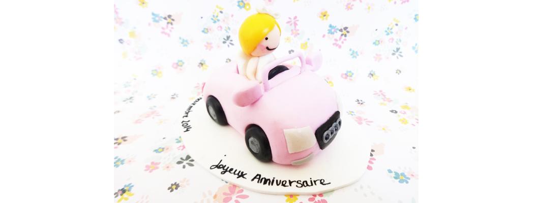 Figurine anniversaire – Lyse – Fée Plaisir