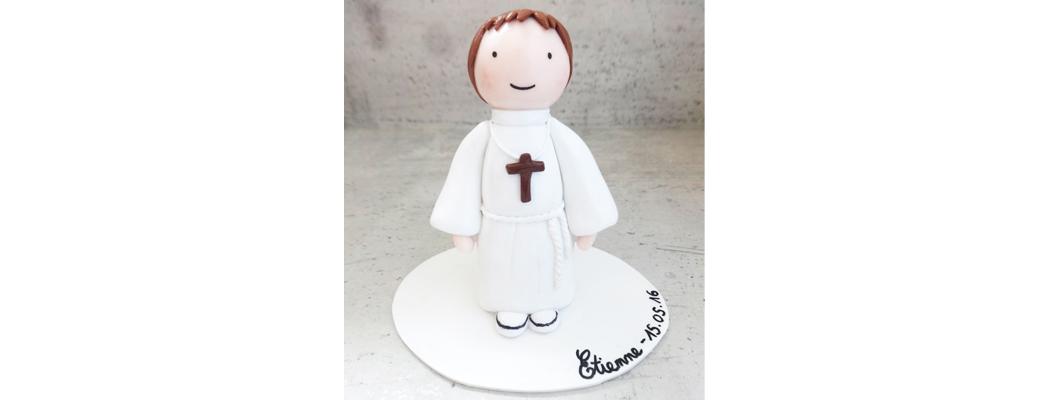 Figurine communion – Etienne – Fée Plaisir